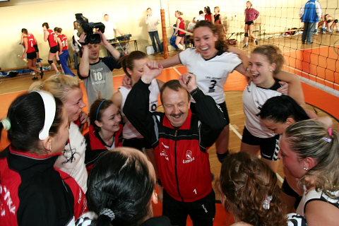 Foto: Siatkarska II liga w Łomży