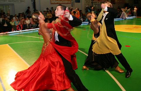 Foto: Elegancja, wdzięk i taniec