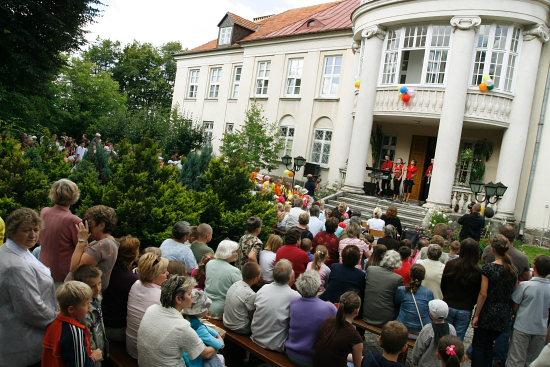 Foto: Urodziny w Pałacu Biskupim