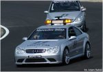 Foto: Safety Car, Mercedes AMG - fot. Adam Babiel