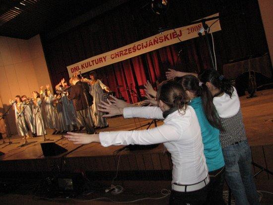 Foto: Dni piosenki, muzyki i poezji chrześcijańskiej