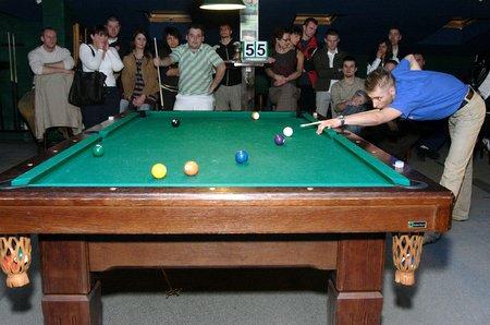 Foto: Amatorskie mistrzostwa Łomży w pool bilard