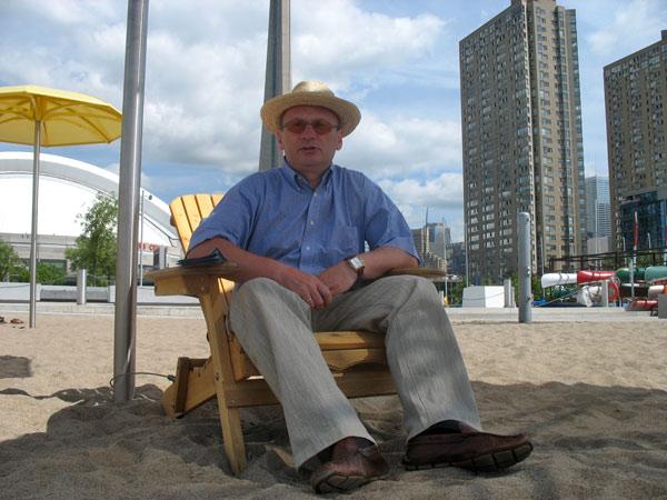 Foto: Z Łomży na spotkanie  MDRT w Toronto