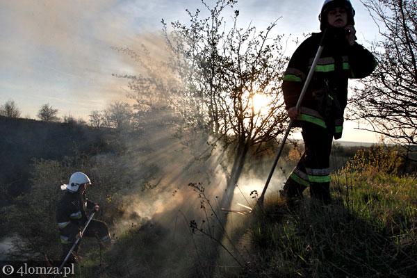 Foto: Od pożaru do pożaru...