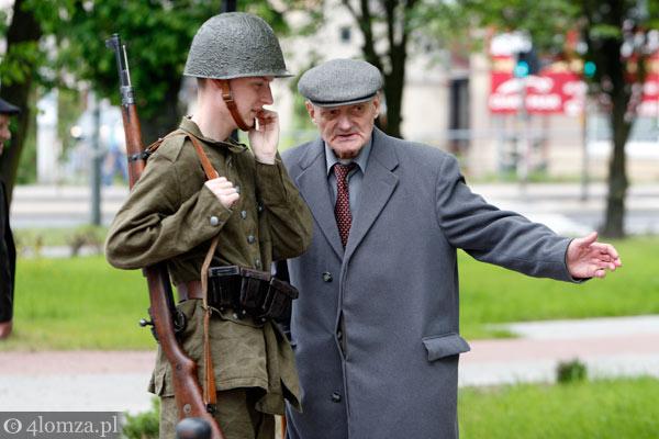 Foto: 64. rocznica zakończenia II Wojny Światowej