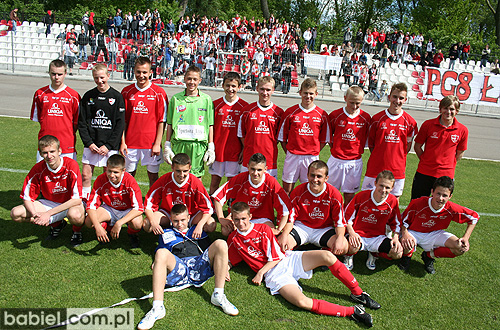 Foto: Łomżyńscy gimnazjaliści zagrają o mistrzostwo Polski w piłce nożnej