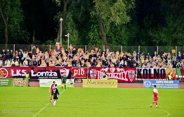 Foto: Orzeł pokonany, ŁKS w III lidze!