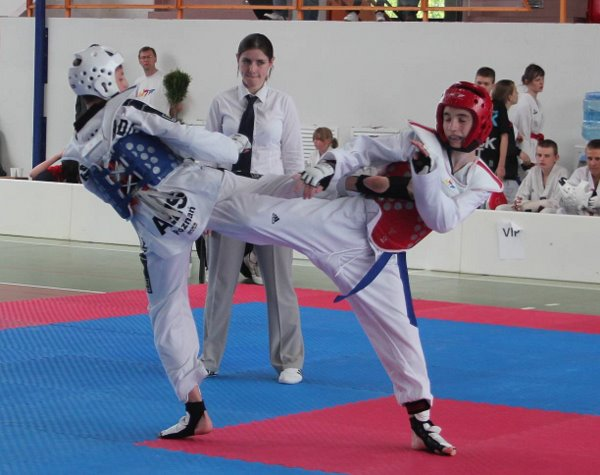 Foto: Łomża bez sukcesów na OOM w taekwondo olimpijskim