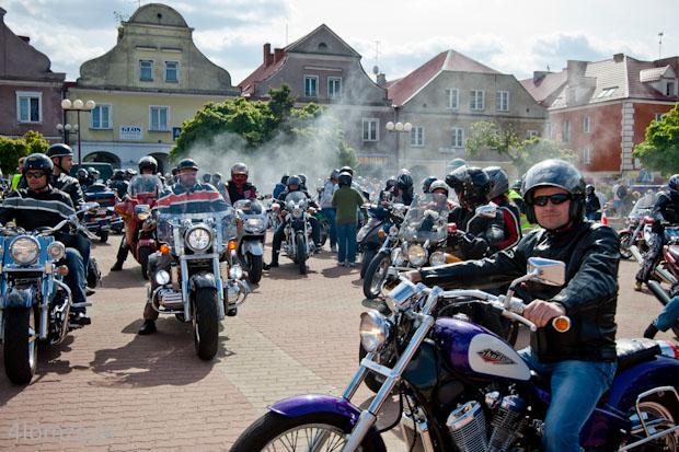 Foto: Motocyklistów mamy coraz więcej...