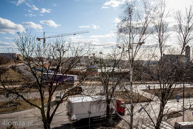 Foto: Będą korki. Veneda zacznie budować dojazdy