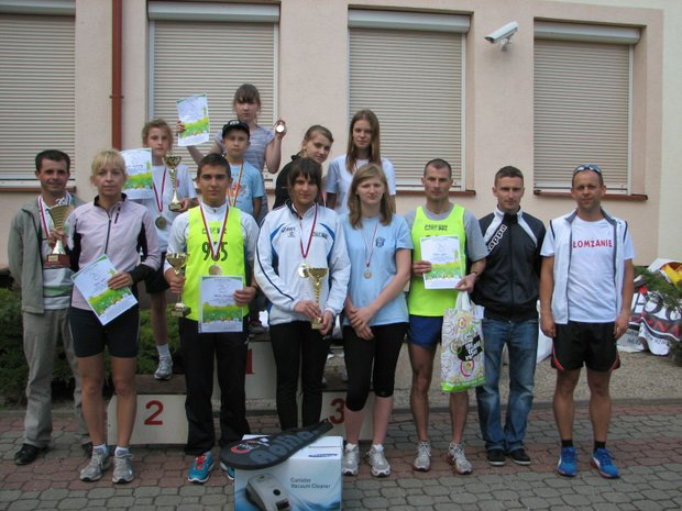 Foto: Pobiegli po medale