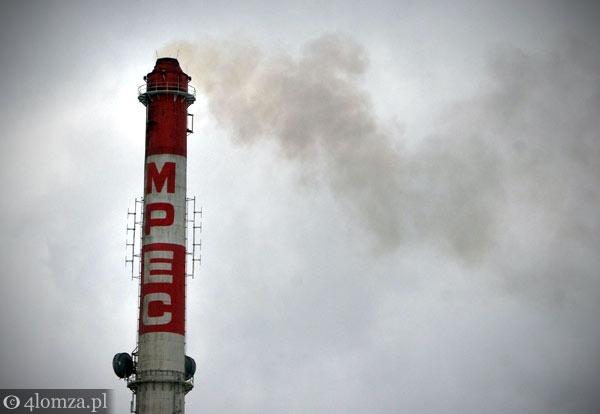 Foto: Łomżyńska ciepłownia będzie produkować prąd...?