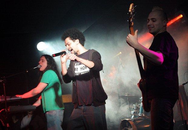 Foto: Muzyczna misja w rytmach reggae