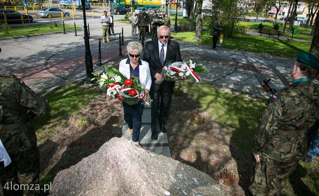 Foto: Pamięć o zabitych żołnierzach w rocznicę zwycięstwa