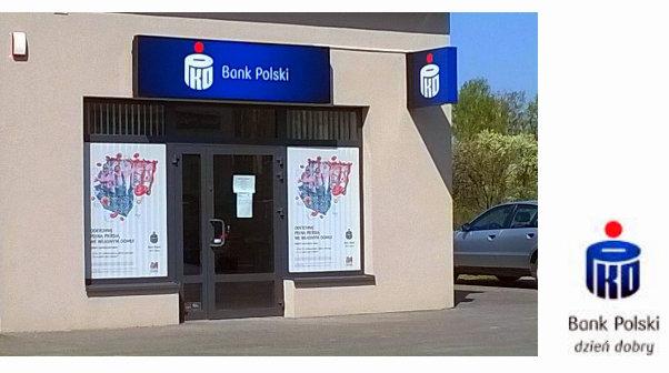 Foto: PKO Bank Polski S.A. nowa placówka przy ul. Pana Tadeusza 18