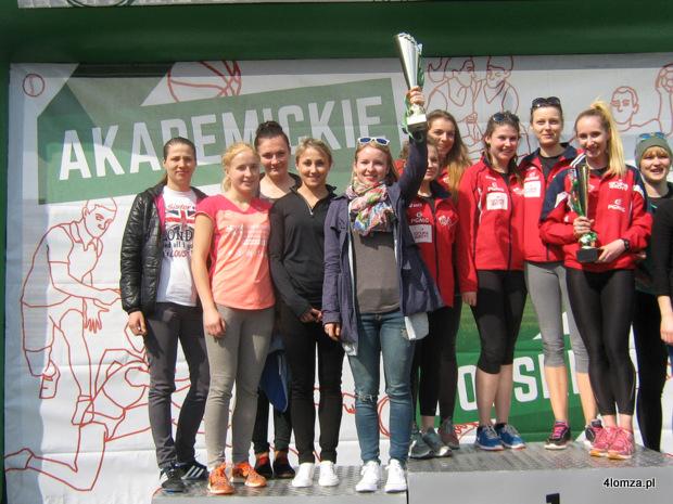 Foto: Srebrne biegaczki PWSIiP