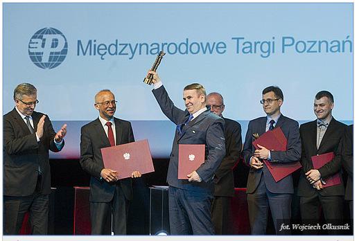 Foto: Mlekovita z Nagrodą Gospodarczą Prezydenta RP