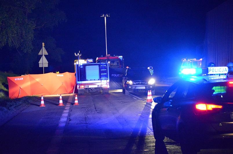 Foto: Dwaj policjanci zginęli w wypadku