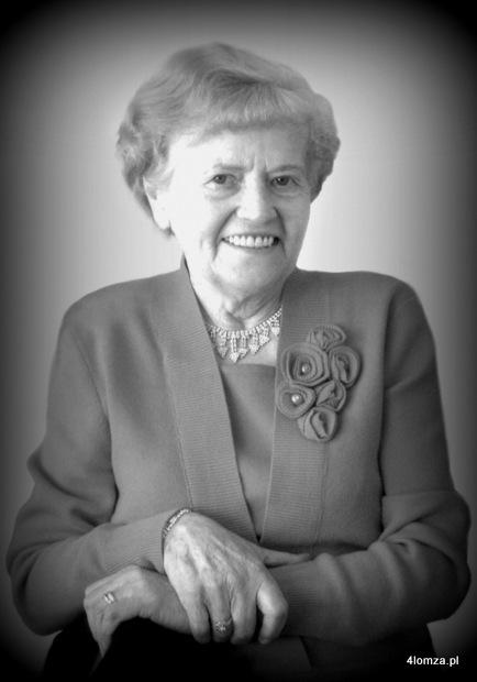 Foto: Pożegnaliśmy nauczycielkę uśmiechu Jadwigę Samselską (+ 82)