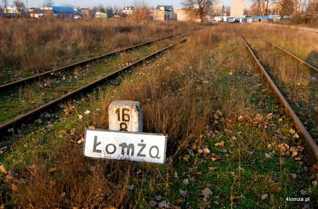 Foto: Rozpoczynają się prace związane z rewitalizacją kolei do Łomży