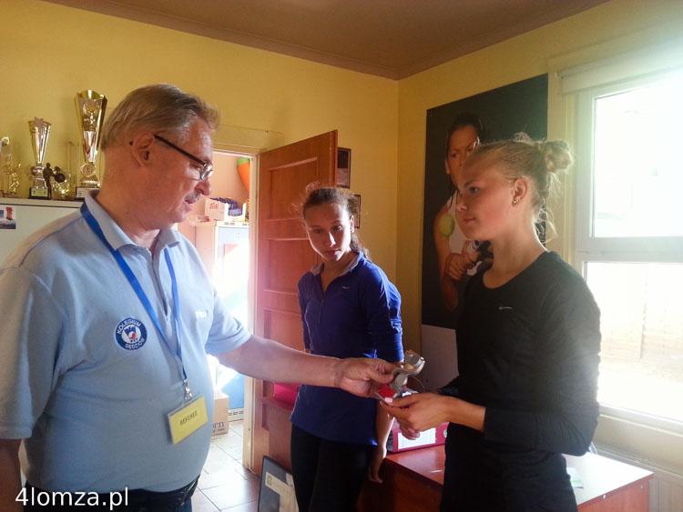 Foto: Zwycięstwa i doświadczenia w Polsce tenisistów z Łomży
