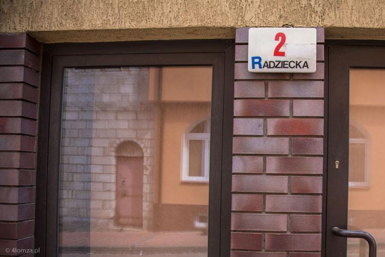 Foto: Dekomunizacja Radzieckiej w Łomży