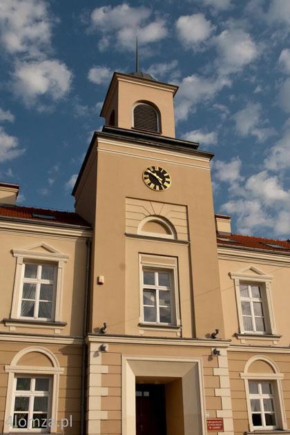 Foto: Gabinet prezydenta Łomży jest chroniony elektronicznym zamkiem