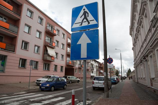Foto: Zmian organizacji ruchu także na ul. Dwornej