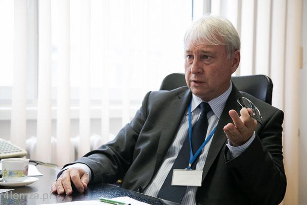 Foto: Będzie zmiana na fotelu dyrektora szpitala w Łomży?