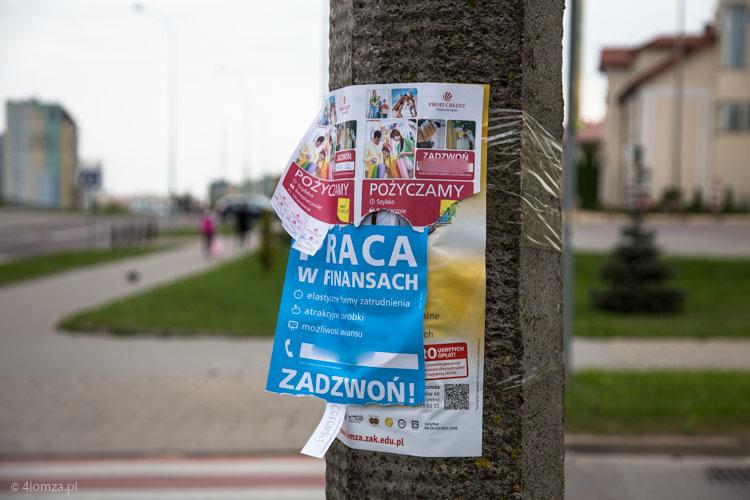 Foto: Niskie zarobki w Łomży