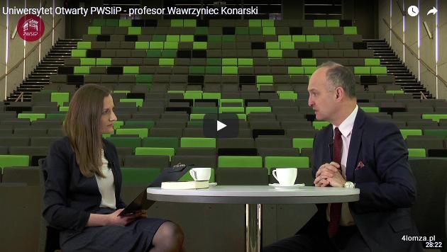 Foto: Profesor Konarski: Fakt, że Polska wzięła w tym udział nie wystawia nam najlepszego świadectwa