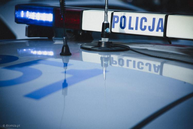 Foto: Napad z bronią na bank w Zambrowie. Napastnicy nic nie ukradli, ale uciekli