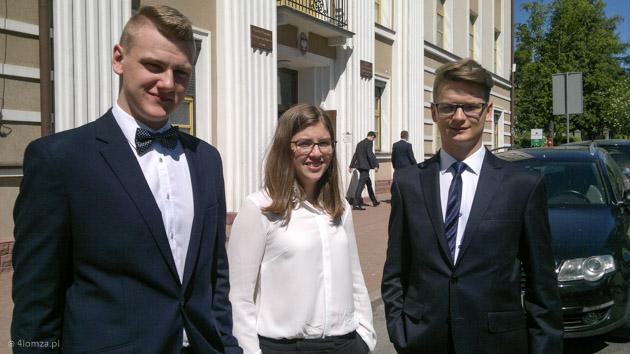 Foto: Maturzyści Szkół Katolickich pokonali stres matematyczny