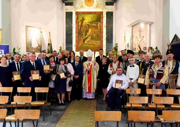 Foto: Medale św. Izydora Oracza