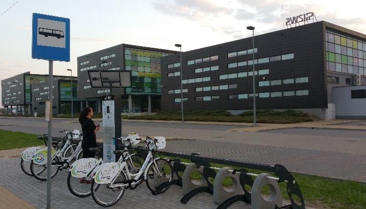 Foto: Łomżyńska Komunikacja Rowerowa ŁoKeR wystartowała