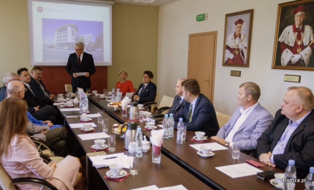 Foto: Łomżyński Konwent PWSIiP
