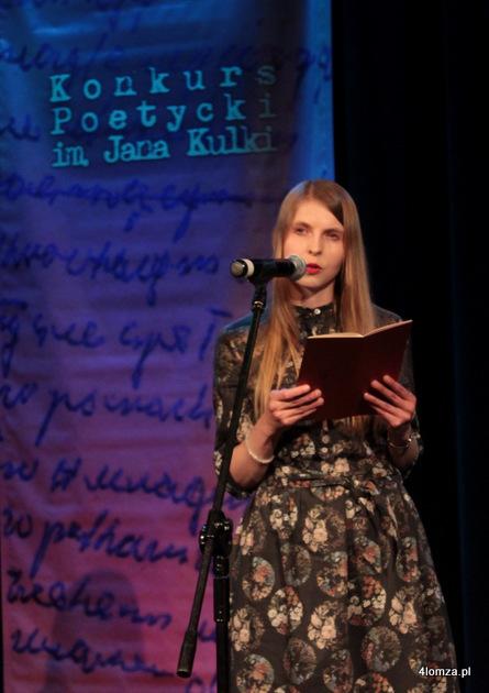 Foto: Łomżyńska Wiosna Poetycka z Mistrzem Janem