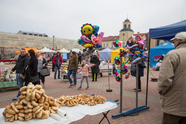 Foto: Wielkanocny Jarmark na Starym Rynku