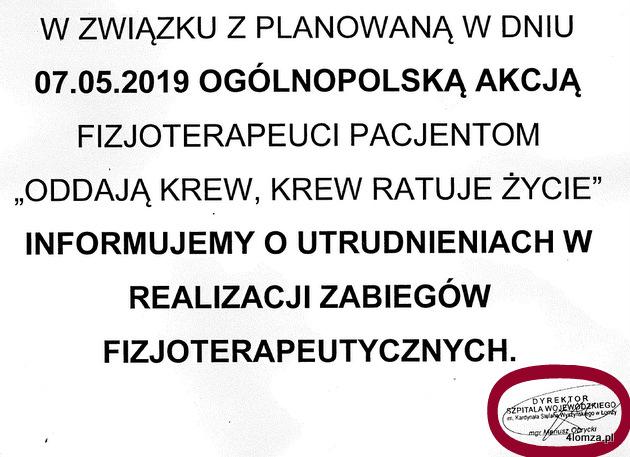 Foto: Główny postulat to podwyżka wynagrodzeń - rozpoczyna się ogólnopolski protest fizjoterapeutów
