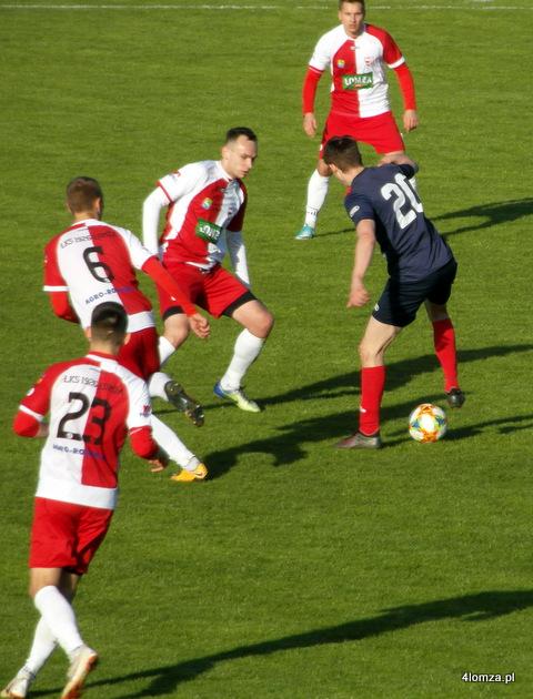 Foto: Warmia Grajewo w Finale Pucharu Polski