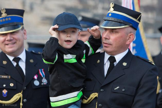 Foto: Wspólnota służby, powołania i świadectwa w Dniu Strażaka