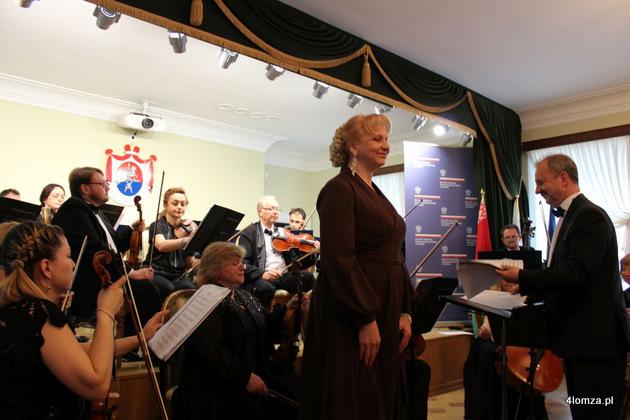 """Foto: """"Wiosna Moniuszkowska"""" łomżyńskich filharmoników na Białorusi"""