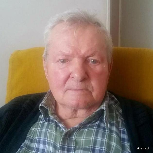 Foto: Łomżyniak Mieczysław Bruszewski  walczył w Powstaniu
