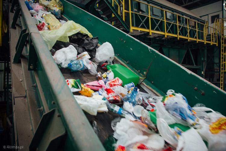 Foto: Zwłoki noworodka na wysypisku odpadów w Czerwonym Borze