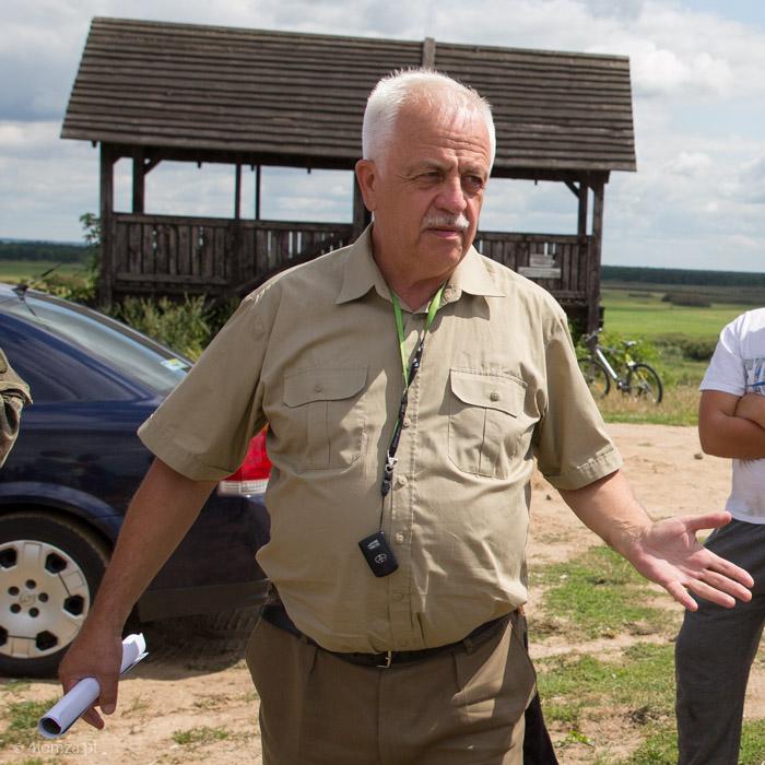 Foto: Andrzej Grygoruk nie jest już dyrektorem Biebrzańskiego Parku Narodowego