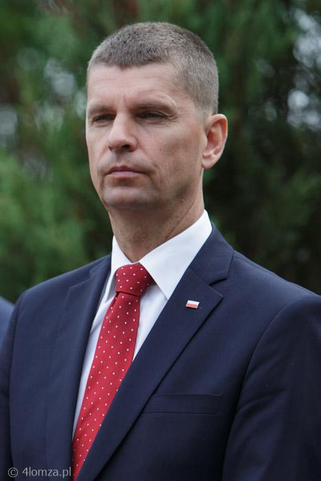 Foto: Dariusz Piontkowski, szef wojewódzkich struktur PIS, ma koronawirusa