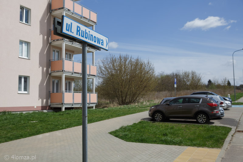 Foto: 60 arów ziemi pod blok pułkowy przy Rubinowej