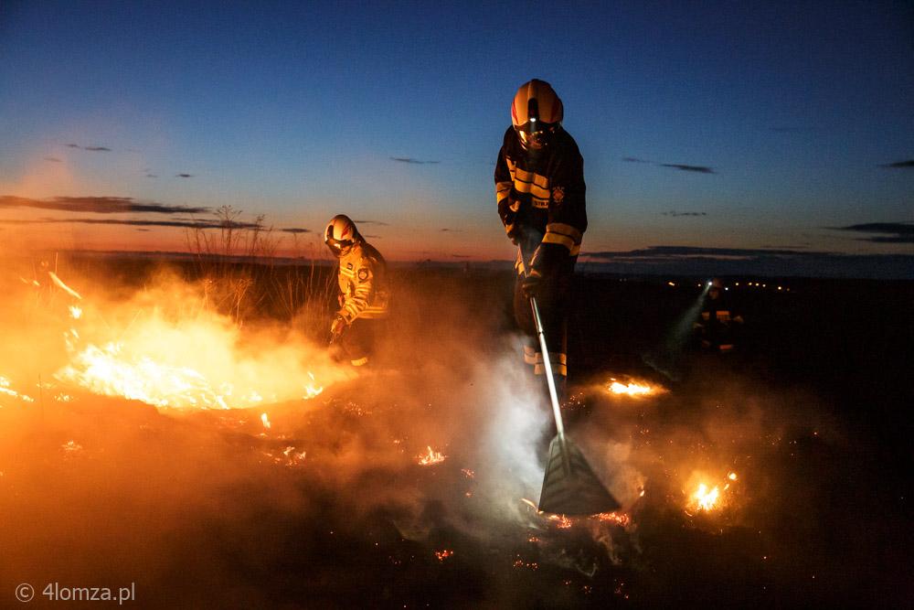 Foto: Strażacy ochotnicy z przywilejami i bez mundurów?