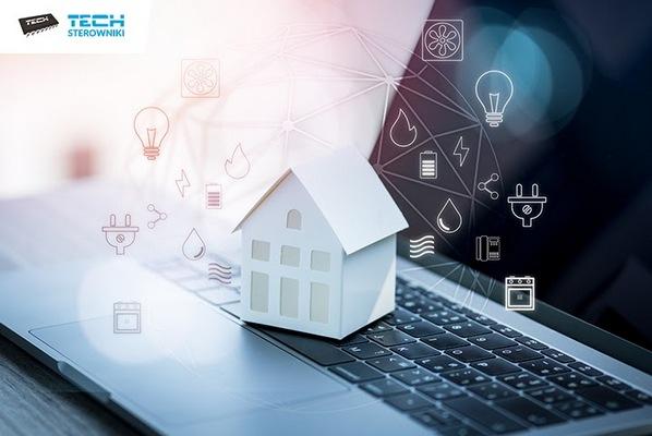 Foto: Ciepły i inteligentny dom – sprawdź wyniki najnowszego badania ankietowego firmy TECH  Sterowniki