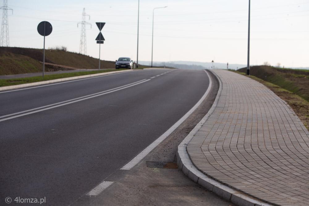 Foto: Ograniczenie na obwodnicy Konarzyc pozostanie